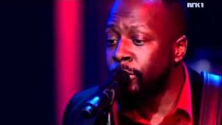 Amadou Diallo (Wyclef Jean   At The Nobel Peace Prize Concert)