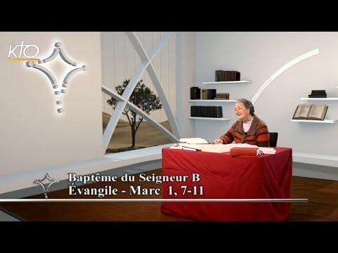 Baptême du Seigneur B - Evangile