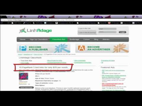 PR7 Backlinks   How to get backlinks in 30 seconds