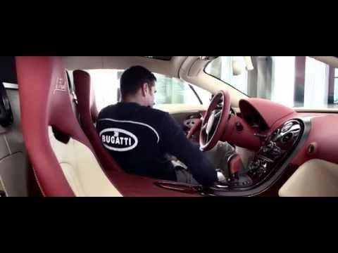 "Making of Bugatti Veyron 16.4 Grand Sport Vitesse ""La Finale"""