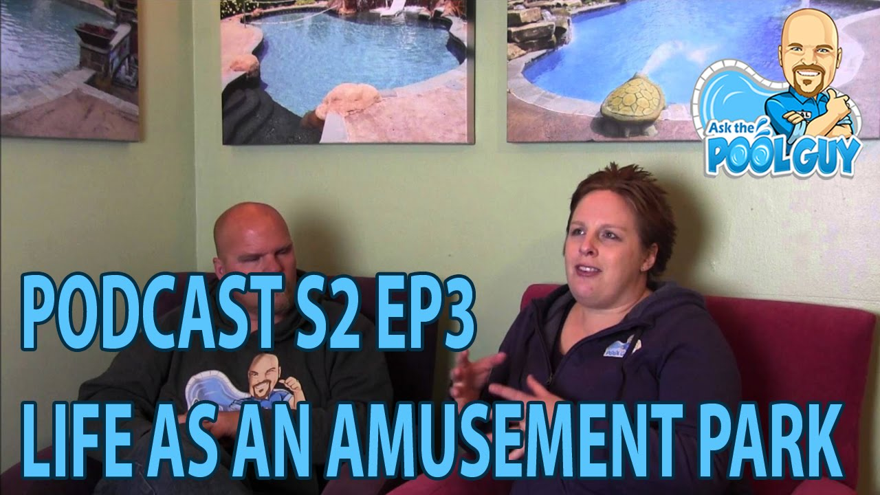 Conversations with Ask the Pool Guy: Season 2 {Episode 3}
