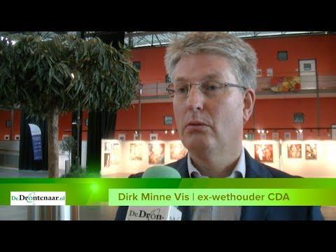 VIDEO | Opgestapte wethouder Dirk Minne Vis ondervond binnen het college te weinig steun