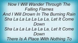 Swans - Let It Come Down Lyrics