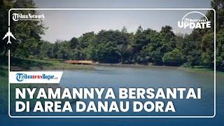 TRIBUN TRAVEL UPDATE: Menikmati Akhir Pekan di Danau Dora, Kebun Raya Bogor
