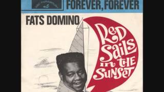 Fat  Domino - Red Sail  In The Sun et