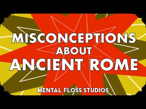 Common Misconceptions About the Roman Empire