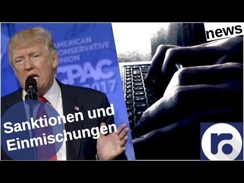 Trump im Sanktionsmodus [Video]