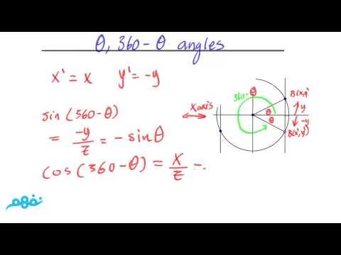Related Angles  - الرياضيات لغات - الصف الأول الثانوي - الترم الأول - المنهج المصري -  نفهم