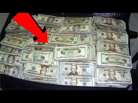 Dropping $100,000 CASH in PUBLIC! (Arrested by Police)