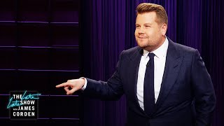 The James Corden Response to Trump's Wall Address