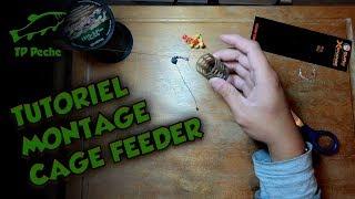 [TUTO] MONTAGE CAGE FEEDER X-CHANGE - Sensible et discret