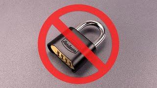 [1026] Lock Makers, Please Stop!