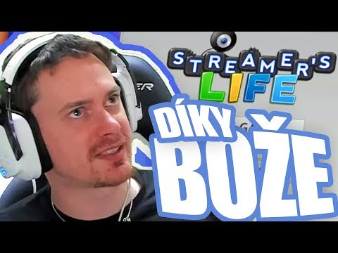 DOSTALA DRUHOU ŠANCI! - Streamers life #6