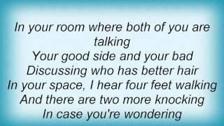 K's Choice - In Your Room Lyrics