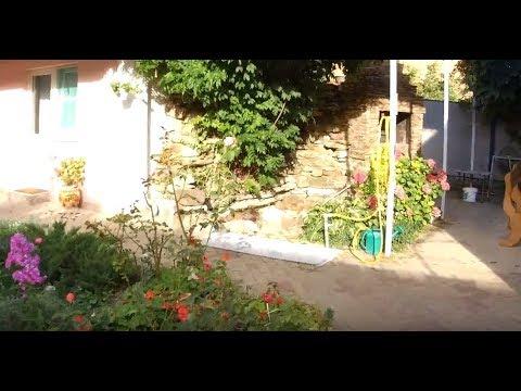 Обзор Гостевого дома в Геленджике в котором мы жили Геленджик 2018