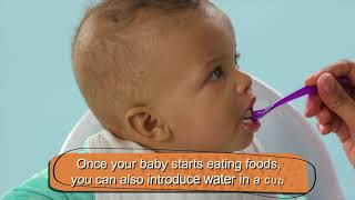 What Should Babies Drink?