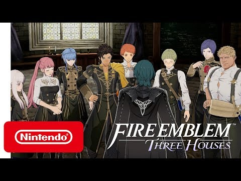 Fire Emblem: Three Houses - Welcome to the Golden Deer House - Nintendo Switch thumbnail