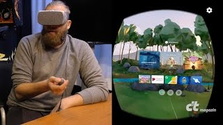 Google Daydream in Aktion / Let