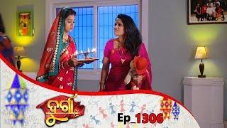 Durga | Full Ep 1306 | 13th Feb 2019 | Odia Serial - TarangTV