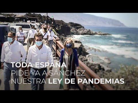 Toda España pide ya nuestra ley de pandemias