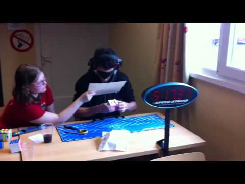 Solving A 5×5 Rubik's Cube In Under 7 Minutes Isn't Impressive, Unless You're Blindfolded