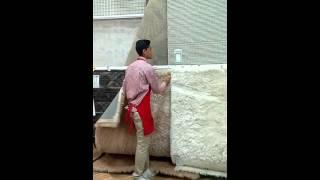 Homegoods rug process