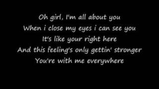 Aaron Carter- Im all about you (Lyrics)