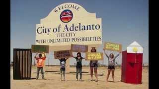 Adelanto's 10,000 Cages