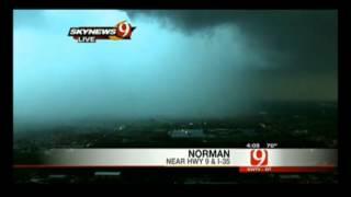 4-13-12 Norman tornado coverage