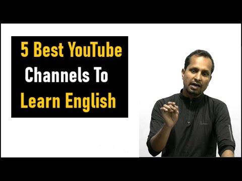 5 Best YouTube Channels To Learn Speaking English   आप अंग्रेजी बोलना सीख जायेंगे   My Career Doctor