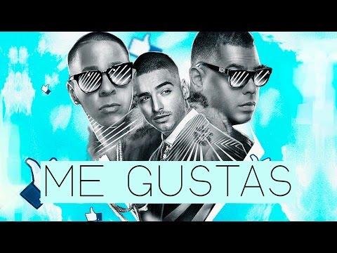 Me Gustas - Baby Rasta y Gringo (Video)