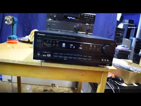 PIONEER VSX808 RDS Audio Multi Channel Receiver + gyári táv eladó! - 34900 Ft - (meghosszabbítva: 2928371096) Kép