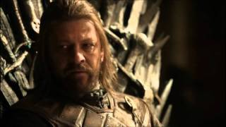 Eddard Stark - In the name of Robert Baratheon