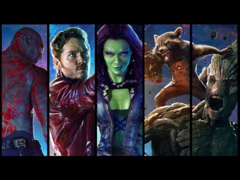 Soundtrack Guardians Of The Galaxy (Theme Song) - Trailer Music Guardians Of The Galaxy