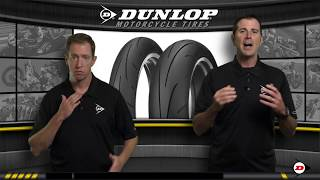 Dunlop Motorcycle Tires, Q3+