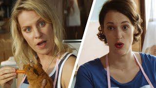 Fleabag and Boo Cute BFF Moments | Amazon Prime Video