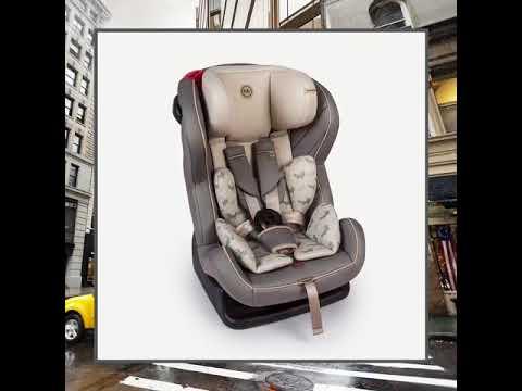 HAPPY BABY Автокресло PASSENGER V2 гр.0+/1/2 brown