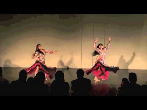 Viridiana & Roxana Bellydance at A Choreographers' Eclectic 2014