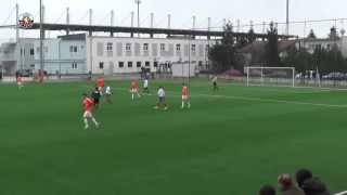 preview picture of video 'ŠK Senec U19   0 - 0   FK Senica U19'