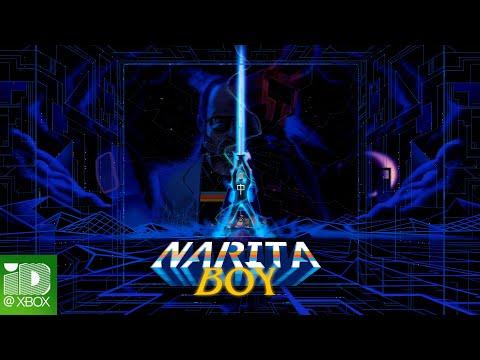 Narita Boy ID@Xbox Trailer