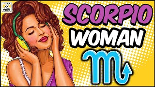 Understanding SCORPIO Woman || Personality Traits, Love, Career, Fashion and more!