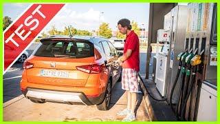 Seat Arona Erdgas (TGI): CNG-Fahrzeug im Praxistest   Alltag  Tanken   Langstrecke
