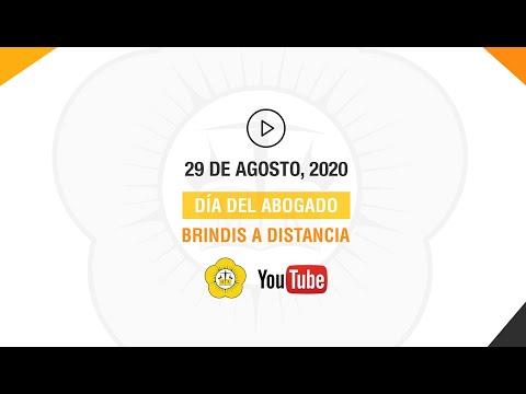 DÍA DEL ABOGADO - 29 de Agosto 2020