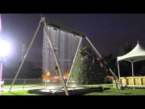 comment construire un mur d'eau