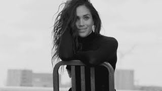 Meghan Markle in 'Vanity Fair': 'We're Two People Really Happy and In Love' - Video Youtube