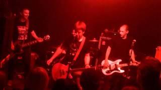 Chixdiggit - Spanish Fever - live at Cortina Bob Berlin