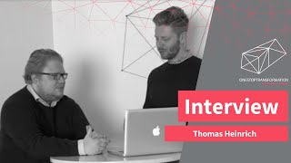 Video Blog mit Thomas Heinrich zum Thema Digitale Transformation
