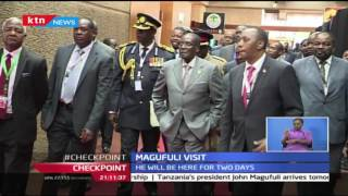 CheckPoint: John Magufuli expected in the country for first official visit since his election as pre
