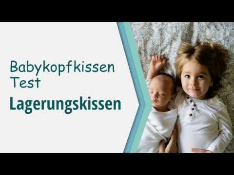 Baby Lagerungskissen ✅ Infos & Empfehlungen ►► Babykopfkissen Test ✅