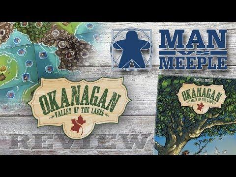 Okanagan Review by Man Vs Meeple